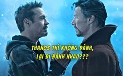"""Marvel công bố những cảnh quay bị cắt của trận chiến cuối cùng trong Endgame: Iron Man suýt """"choảng nhau"""" với Doctor Strange"""