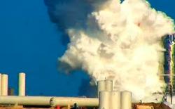 Tên lửa siêu to khổng lồ của SpaceX phát nổ trong lần đầu tiên thử nghiệm
