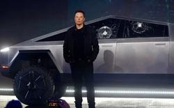 Cybertruck được lấy cảm hứng từ chiếc xe của James Bond năm 1977, Elon Musk đã mua vào năm 2013