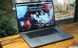 """Trên tay MacBook Pro 16"""": Kích thước gần tương đương Pro 15"""", viền màn hình mỏng, bàn phím lẫy cắt kéo gõ """"phê"""" tay hơn"""