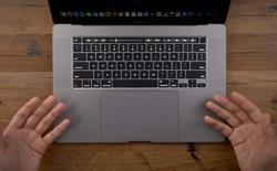 MacBook Pro 16 inch sử dụng bàn phím của năm 2015, nhưng hóa ra Apple đã cải tiến đáng kể