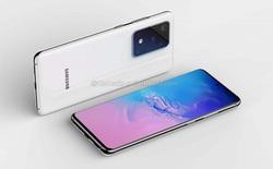 """Samsung Galaxy S11+ lộ ảnh render với màn hình 6.9"""", 5 camera sau"""