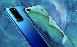 Honor V30 và V30 Pro ra mắt: Thiết kế giống Galaxy S10+, hỗ trợ 5G, giá từ 11 triệu đồng