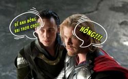 """Hóa ra """"Loki"""" Tom Hiddleston từng khao khát được đóng vai Thor, có cả video đi casting hẳn hoi"""