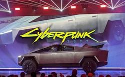 Tin đồn: Cybertruck sắp về đội của tựa game bom tấn Cyberpunk 2077, dự kiến ra mắt ngay trong năm sau