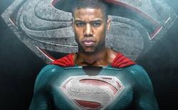 Warner Bros chèo kéo ngôi sao trong Black Panther về làm Superman cho đội DC