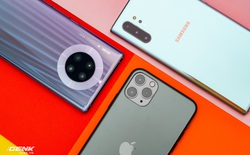 So găng camera giữa iPhone 11 Pro Max vs. Huawei Mate 30 Pro vs. Galaxy Note 10 vs. máy ảnh Mirrorless