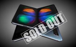 Giá 50 triệu nhưng Samsung Galaxy Fold vẫn hết hàng tại Việt Nam chỉ 6 giờ sau khi ra mắt