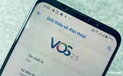 Vsmart cập nhật VOS 2.5 cho Vsmart Live, bổ sung nhiều tính năng mới quan trọng