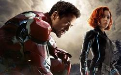 Lộ hình ảnh Iron Man xuất hiện trong phần phim riêng của Black Widow, dự kiến ra mắt vào tháng 5/2020