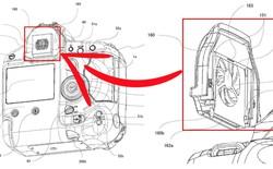 Sáng chế mới tiết lộ Canon sắp ra mắt quạt tản nhiệt qua ống ngắm cho máy ảnh DSLR