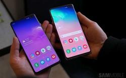 Thiết kế Galaxy S10 Lite có thể là sự pha trộn giữa Galaxy S10+ và Galaxy S9+