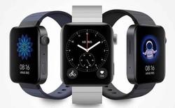 Xiaomi ra mắt smartwatch nhái Apple Watch, giá rẻ bằng một nửa