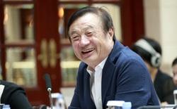 """CEO Nhậm Chính Phi lại lớn miệng tuyên bố: """"Mỹ có thể cấm vận Huawei mãi mãi cũng không sao"""""""