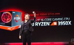 'Ông vua mới' Ryzen 9 3950X chính thức lộ diện: Vượt xa Core i9-9900K ở tác vụ sáng tạo nội dung, hiệu năng chơi game ngang ngửa