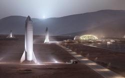 Elon Musk: Xây dựng thành phố đầu tiên trên sao Hỏa sẽ cần 1.000 phi thuyền Starship, làm trong khoảng 20 năm sẽ xong