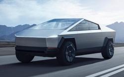 Không có cần gạt nước, Cybertruck của Tesla sẽ làm sạch bụi trên kính xe như thế nào?