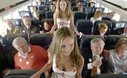 Những hãng hàng không kì lạ nhất trên thế giới: từ hãng khỏa thân cho tới hãng cho người hút thuốc