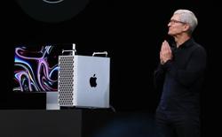 Chưa tính màn hình, Mac Pro mới với cấu hình cao nhất đã có giá gần bằng một chiếc Toyota Camry 2.5Q