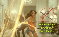 Soi trailer Wonder Woman 1984 xong mới nhận ra: Kiếm và khiên của chị đại biến đâu mất rồi?