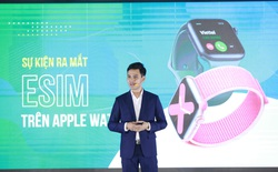 Viettel chính thức hỗ trợ eSIM trên Apple Watch, phí 25.000 đồng/tháng