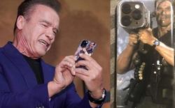 Arnold Schwarzenegger dùng ốp lưng iPhone 11 Pro bị cư dân mạng chế ảnh