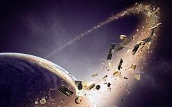 170 triệu mảnh rác trôi quanh quỹ đạo - Châu Âu gửi người máy lên để dọn dẹp