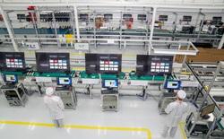 Khám phá nhà máy sản xuất TV Vsmart: Nơi chỉ có 352... hạt bụi trong mỗi m3 không khí được phép tồn tại