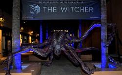 Netflix chiêu đãi fan bằng sự kiện hoành tráng đậm chất The Witcher, sẵn sàng đón chào mùa phim đầu tiên lên sóng vào ngày 20/12 tới