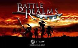 Battle Realms – tựa game chiến thuật huyền thoại của tuổi thơ đã chính thức xuất hiện trên Steam