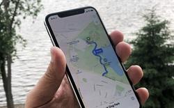 """Cùng xem concept thiết kế Apple Maps mới với chút """"hương hoa"""" từ Google Maps"""