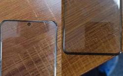 Rò rỉ tấm kính bảo vệ màn hình Galaxy S11+, cho thấy Samsung quyết loại bỏ viền bezel