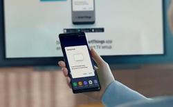 Samsung đăng ký bản quyền hai ứng dụng mới, hỗ trợ kết nối và truyền dữ liệu nhanh từ smartphone lên TV