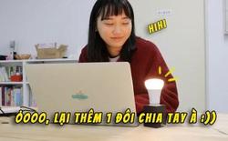 Giáng sinh cô đơn, YouTuber chế luôn chiếc bóng đèn thông minh, cứ thấy đôi nào thông báo chia tay trên mạng là phát sáng cho chủ nhân hả hê