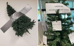 """Ngắm 20 """"cây thông Noel"""" cực chất từ những nhân viên sáng tạo"""