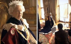 Nhiếp ảnh gia Annie Leibovitz từng bị Nữ hoàng Anh mắng vì yêu cầu bà bỏ vương miện trong buổi chụp hình