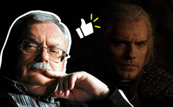 Đích thân cha đẻ bộ tiểu thuyết The Witcher lên tiếng khen ngợi: Henry Cavill vào vai Geralt chuẩn không cần chỉnh