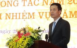 """Bộ trưởng Nguyễn Mạnh Hùng: """"Năm 2020 sẽ là năm chuyển đổi số quốc gia để tiến tới một Việt Nam số"""""""