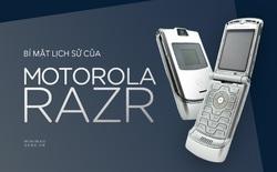 Bí mật lịch sử của Motorola Razr: Chiếc điện thoại xuất sắc đầu tiên của thiên niên kỷ