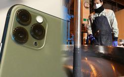 Đây là công ty mực Nhật Bản đã tạo nên màu xanh rêu độc đáo cho iPhone 11 Pro