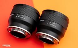 Đánh giá ống kính Tamron 35mm và 24mm III OSD M1:2: Giá rẻ, đa dụng nhưng chưa hoàn hảo