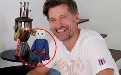 """""""Jaime Lannisters"""" vẫn giữ con búp bê hình Brienne tại căn hộ của mình sau khi Game of Thrones kết thúc"""