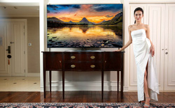 LG ra mắt TV 8K giá 199 triệu đối đầu với Samsung QLED 8K