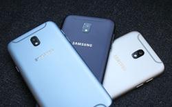 Mải nhìn Galaxy S/Note, đừng bỏ quên những lần đi đầu về công nghệ trong phân khúc của Galaxy J/A