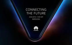Huawei chính thức xác nhận sẽ ra mắt smartphone màn hình gập vào ngày 24/2