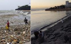 Tin tốt đầu năm mới: 5000 TNV chung tay dọn sạch 45 tấn rác để trả lại vẻ đẹp vốn có của vịnh Manila sau hàng chục năm ô nhiễm