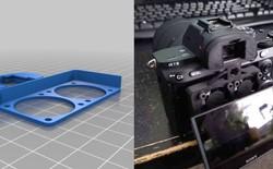 Sáng tạo bất đắc dĩ: Chế quạt tản nhiệt để chống nóng cho máy ảnh Sony