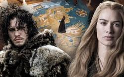 Chi tiết bản đồ Game of Thrones dành cho fan mới để không bị ngố khi xem season 8
