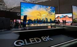 """""""Một nửa thị trường TV 8K sẽ là của Samsung"""""""