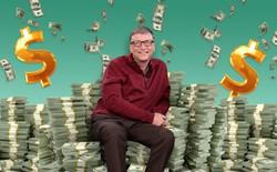 Nếu mỗi ngày Bill Gates tiêu 1 triệu USD thì phải 245 năm nữa mới hết tiền
